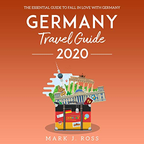 Germany Travel Guide 2020 cover art