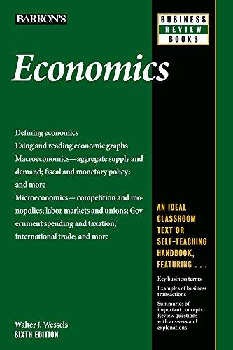 Economics (Barron's Business Review…