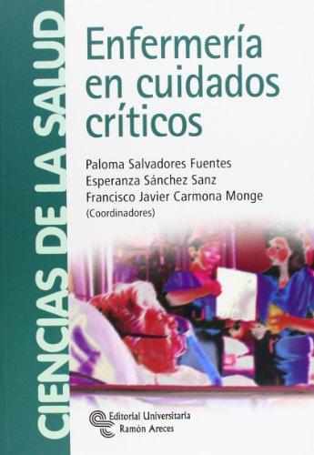 Enfermería en cuidados críticos (Manuales) (Spanish Edition)
