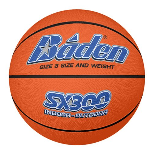 Baden Unisex SX300Basketball, Tan, Gr. 3