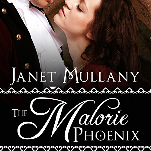 The Malorie Phoenix audiobook cover art