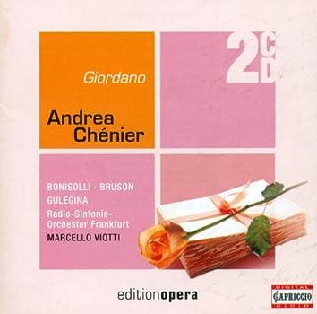 Giordano, U.: Andrea Chenier [Opera]