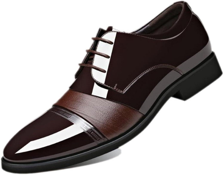 DSFGHE DSFGHE DSFGHE Tillfälliga skor, Män, Arbete, läderskor, affärer, höst, vinterskor, stövlar  ny stil