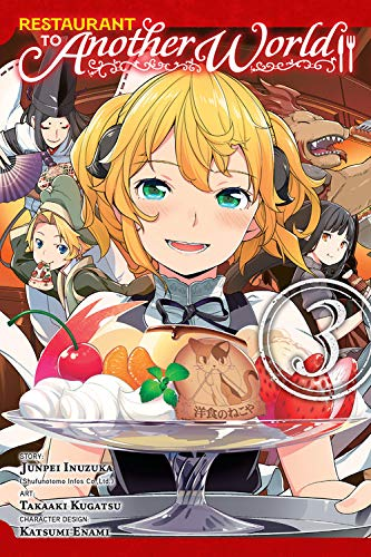 Restaurant to Another World, Vol. 3