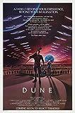 Da Bang Dune Movie Poster Rare Sci-Fi Star Wars 24x36inch