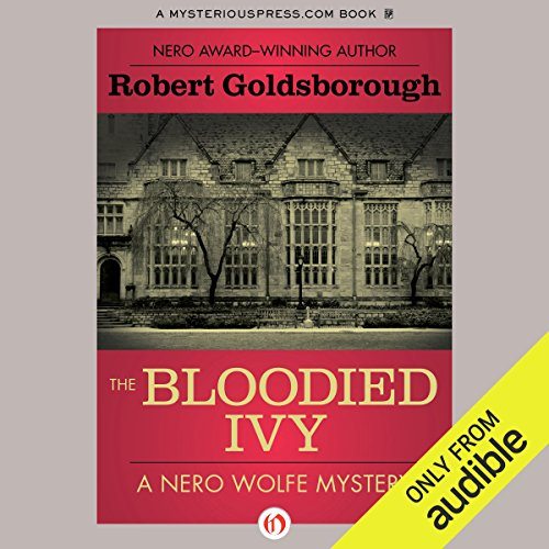 The Bloodied Ivy cover art