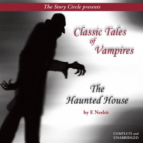 The Haunted House audiobook cover art