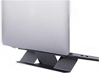 MOFT【ブランド ストア】pcスタンド ノートパソコン スタンド 目立たない コンパクト 粘着タイプ 繰り返し利用可能 ミニ版 10°角度調整可能 極薄 15.6インチのノートパソコンまで対応