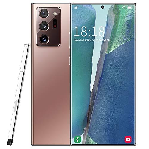 Household items Android 10.0-Handy, 12 GB RAM + 512 GB ROM, Dual-SIM-Karte Handy mit 18 MP + 48 MP DREI Kameras,...