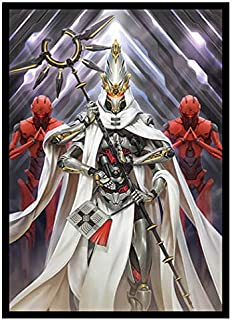 Acheus - Machina Prophet - 100 Glossy TCG Card Sleeves (FN19S)
