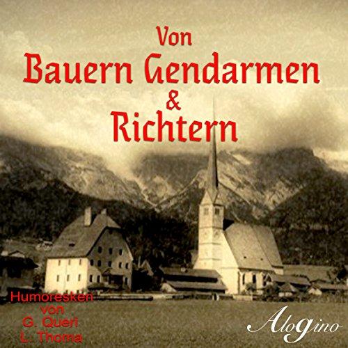 Von Bauern Gendarmen & Richtern cover art