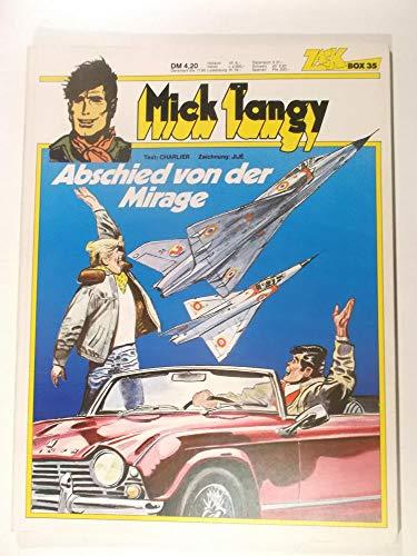 Zack Comic Box Bd.35: Mick Tangy (Abschied von der Mirage)