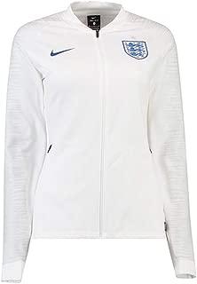 2018-2019 England Anthem Jacket (White) - Womens