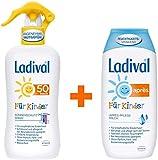 Sparset Ladival Sonnenschutzspray LSF50 Kinder