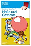 LÜK-Übungshefte / Mathematik: LÜK: 4./5./6. Klasse - Mathematik: Maße und Gewichte