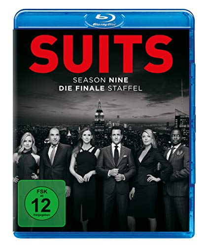 Suits - Season 9 [Blu-ray]
