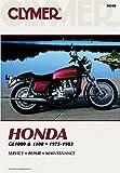 Honda GL1000 & 1100, 1975-1983 (Clymer Powersport)