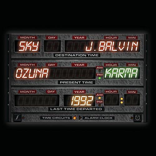 Sky, J Balvin & Ozuna