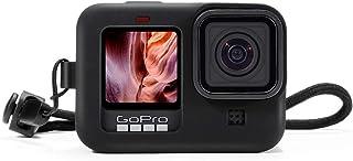 Silicon Beschermende Cover met Lanyard voor GoPro Hero 9 Sleeve Behuizing Case Frame