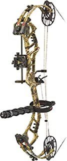 PSE Bow Madness Unleashed Compound Bow RTSPro Right Hand, Mossy Oak Camo, 70#