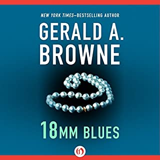 18mm Blues audiobook cover art