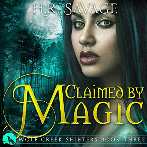 Claimed by Magic cover art
