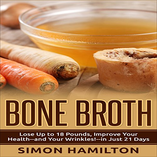 Bone Broth audiobook cover art
