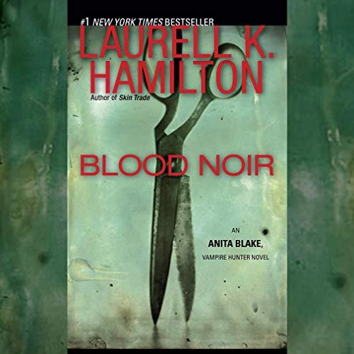 Blood Noir audiobook cover art