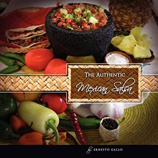 The Authentic Mexican Salsa