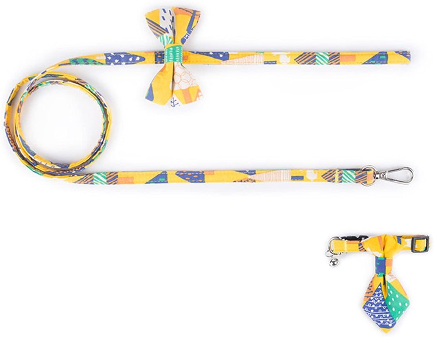 Bungee Double Dog Connector Lead, Twine Dog Belt and Shunt Walking Puppy Small Medium and Large Dog (color)