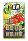 COMPO BIO Tomaten- und Gemüse Düngestäbchen und 2 Monate Langzeitwirkung