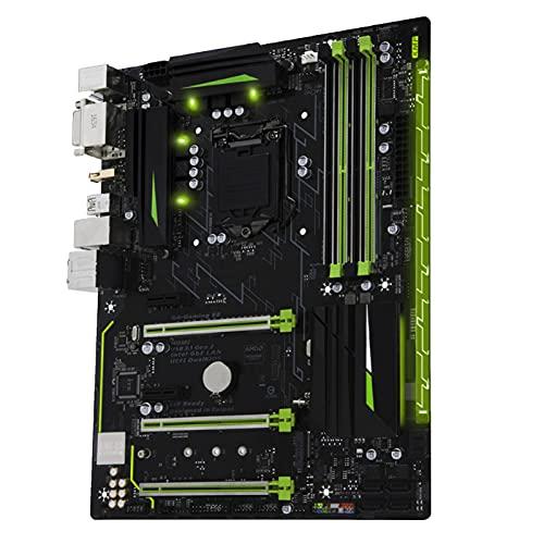 BEROVE La Placa Base Fit for GIGABYTE GA-Gaming B8 Compatible con procesadores de 6a generación y 7a generación, Placas Base para computadora de Juegos