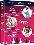 Vaiana, la légende du bout du monde + Raiponce + La Reine des neiges [Francia] [DVD]