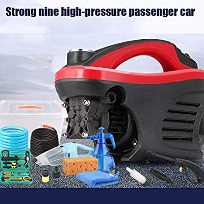 Portable Pressure Washer Pump,Compact High-Pressure Washer With Accessories,1800W Portable Electric High Pressure Cleaner For Home Garden, Car Washing Machine dljyy from dljxx