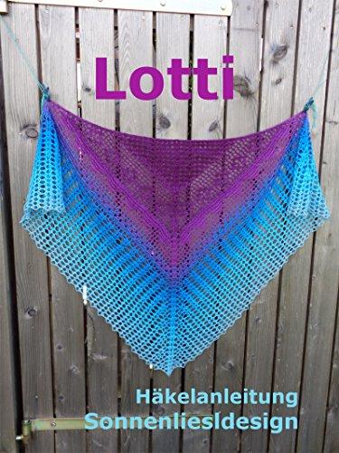 Lotti: Häkelanleitung für ein Dreieckstuch
