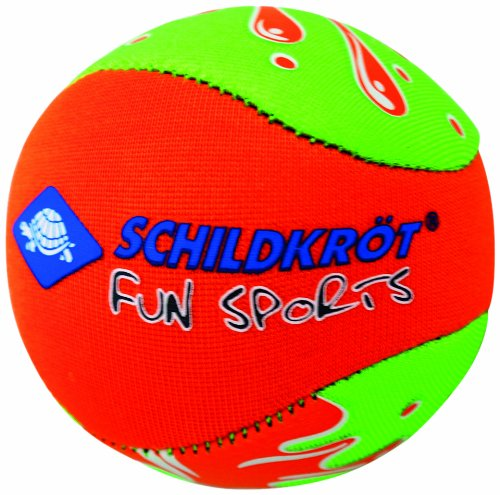 Schildkröt Fun Sports Wave Jumper Ball - Wasserball Aqua Strand Beach Ball 55 mm