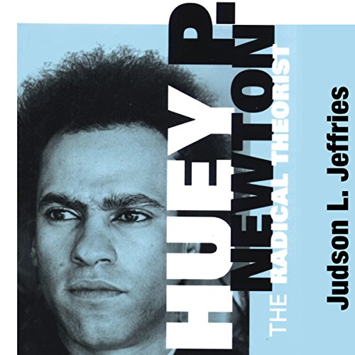 Huey P. Newton audiobook cover art
