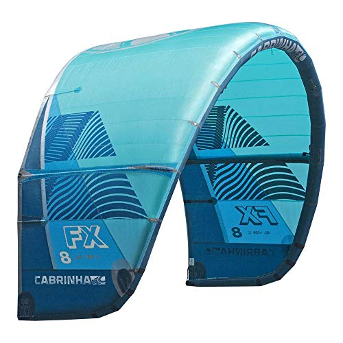 Cabrinha FX Kite 2019-Blue-10,0