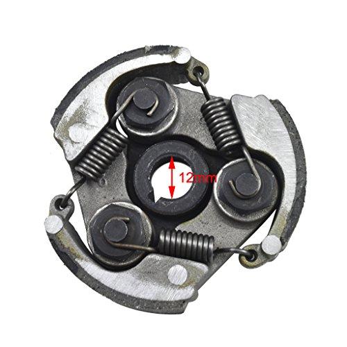 Embrague centrífugo, 43-47 cc, 49 cc para quad y moto de cross, 1 unidad