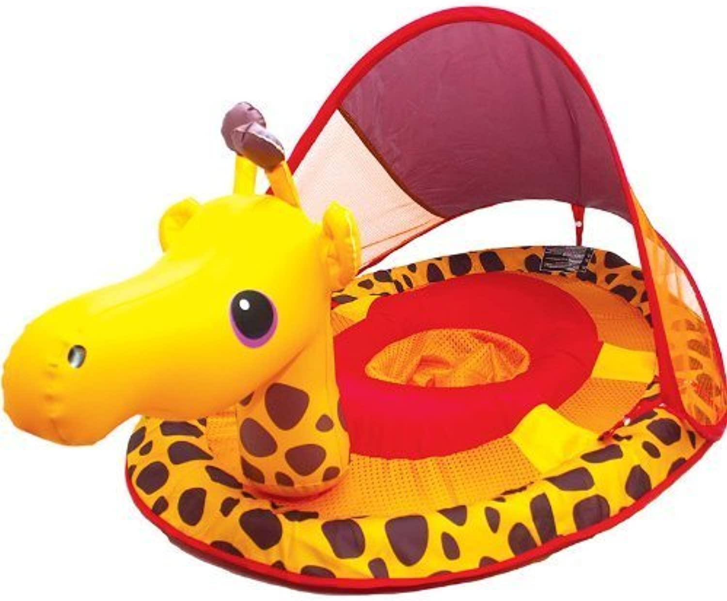 Giraffe Animal Friends Baby Spring Float by Swimways