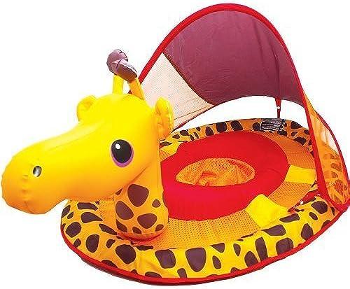 Giraffe Animal Friends Baby Spring Float by Swimways
