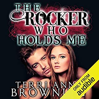 The Rocker Who Holds Me audiobook cover art