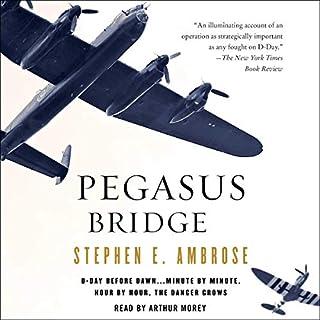 Pegasus Bridge audiobook cover art