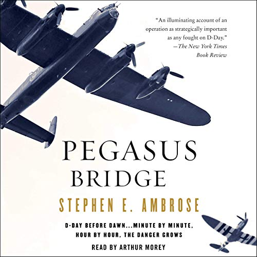 Page de couverture de Pegasus Bridge