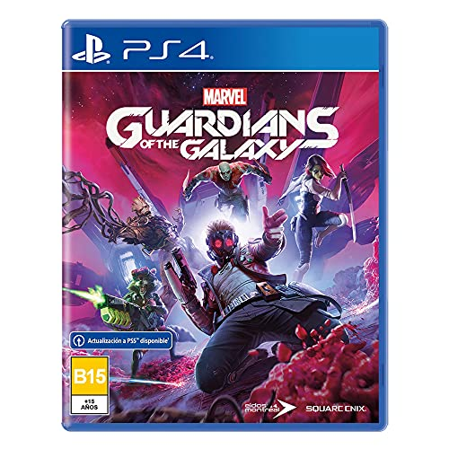 Marvel's Guardians of the Galaxy - Standard Edition - Playstation 4