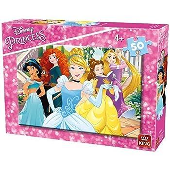 50 Piece Disney Jigsaw Puzzle The