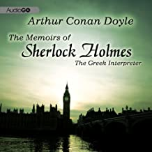 Sherlock Holmes: The Greek Interpreter