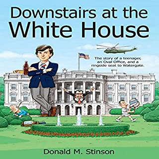 Downstairs at the White House cover art