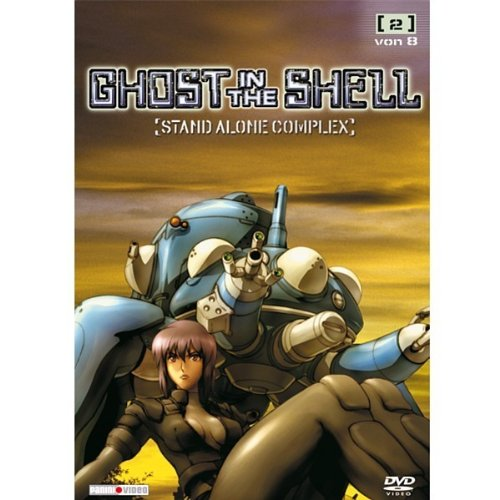 Ghost in the Shell - Stand Alone Complex Vol. 2