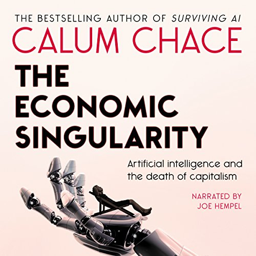 Couverture de The Economic Singularity